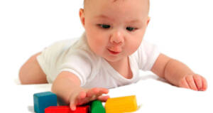 Ejercicios para estimular al bebé