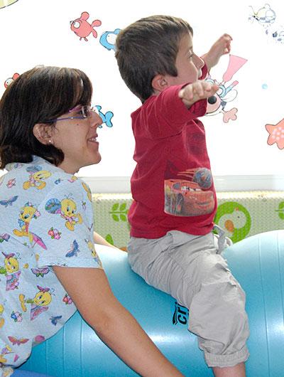 Niños: Ejercicios Funcionales y Terapia Manual