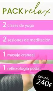 Pack Relax de fisioterapia en Fuengirola