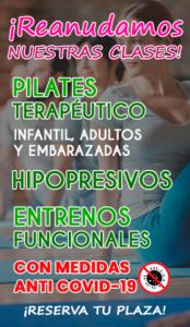 Clases de Pilates, Hipopresivos y entrenamiento funcional en Fuengirola