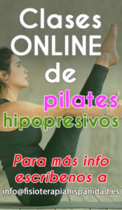Clases Online de Pilates e Hipopresivos